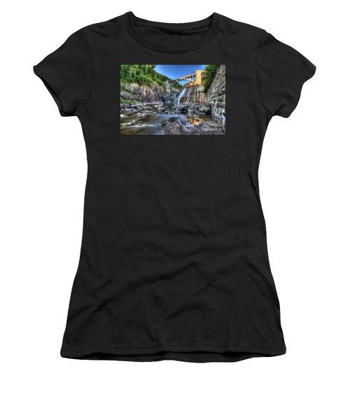 Below The Dam Women's T-Shirt