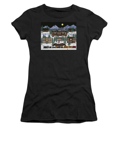 Bend @ Night Women's T-Shirt