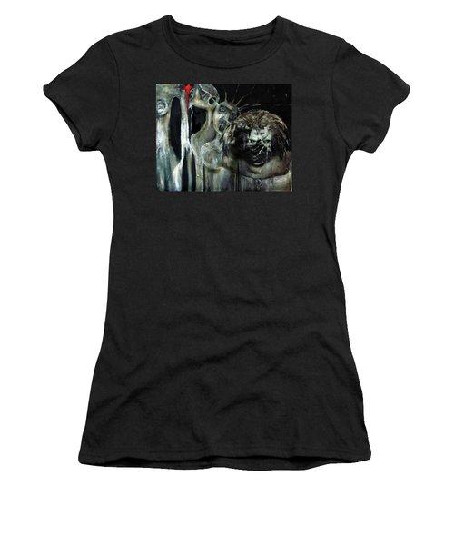 Beneath The Mask Women's T-Shirt