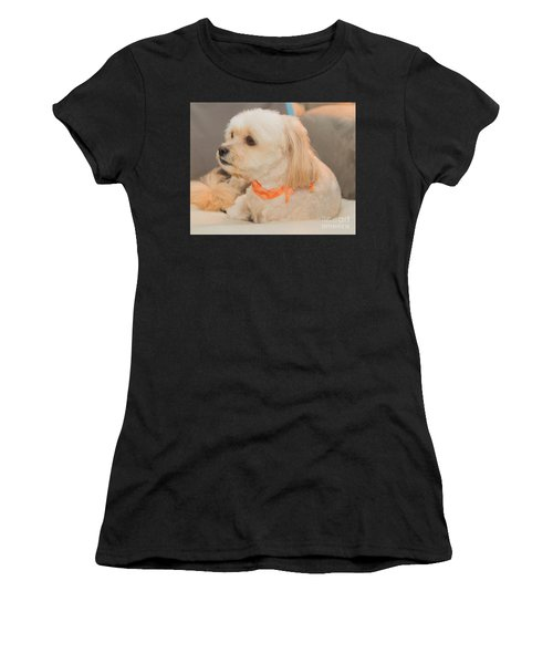 Benji On The Look Out Women's T-Shirt
