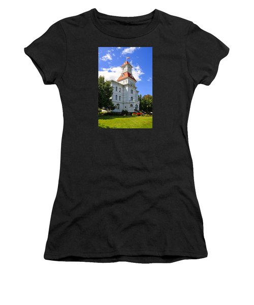 Benton Couty Courthouse Women's T-Shirt
