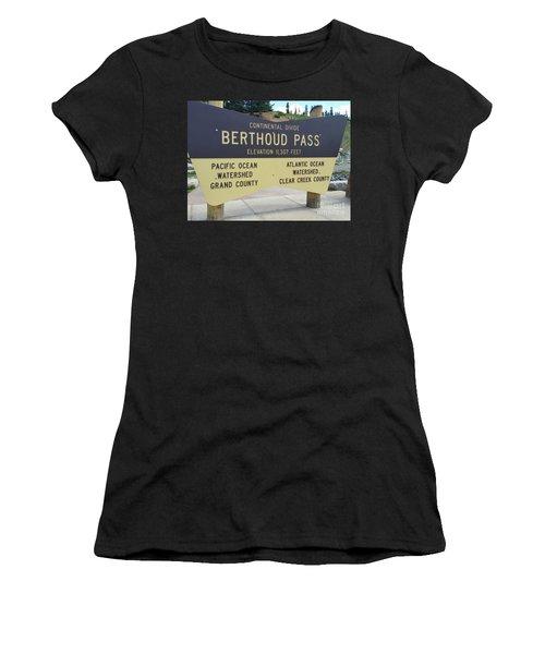 Berthoud Pass Women's T-Shirt