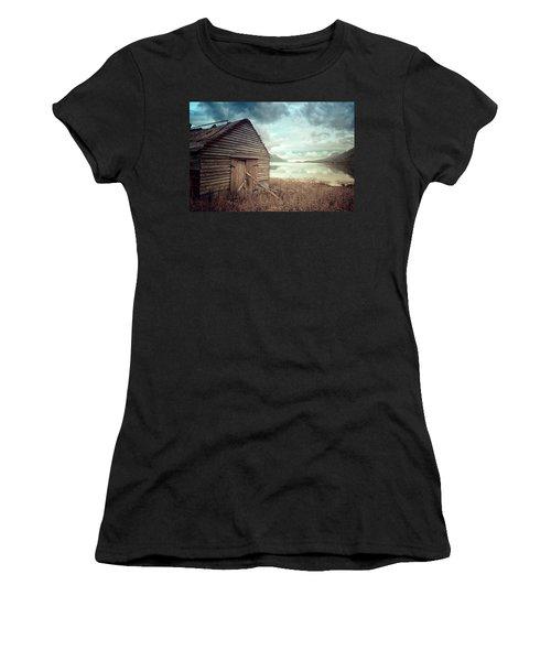 Beside The Lake Women's T-Shirt
