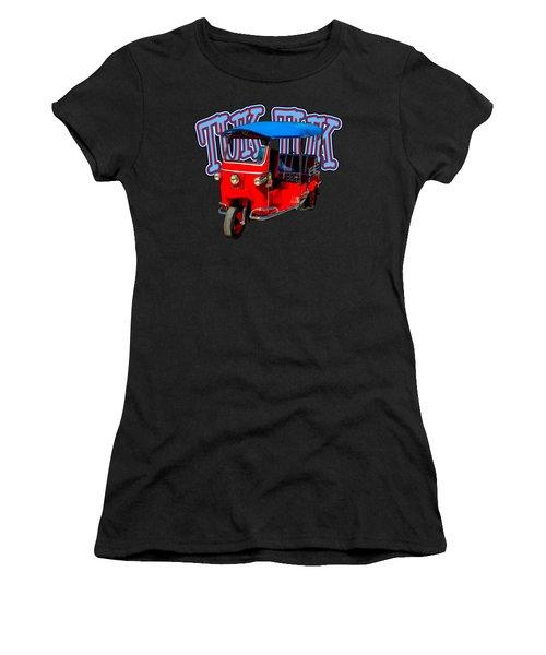 Best First Car For A Millennial Is Tuk-tuk Women's T-Shirt