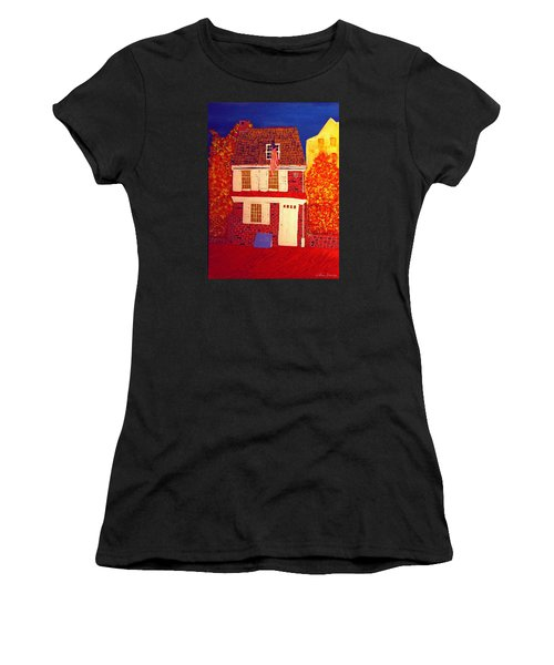 Betsy Ross's House Women's T-Shirt (Athletic Fit)