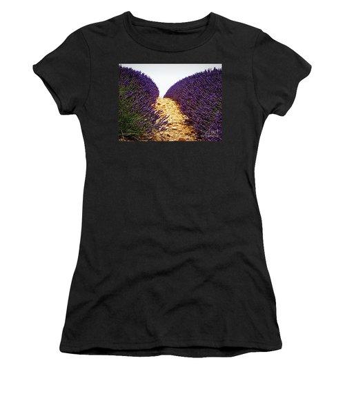 Between The Purple Women's T-Shirt