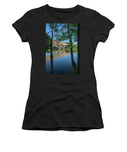 Between The Trees Women's T-Shirt
