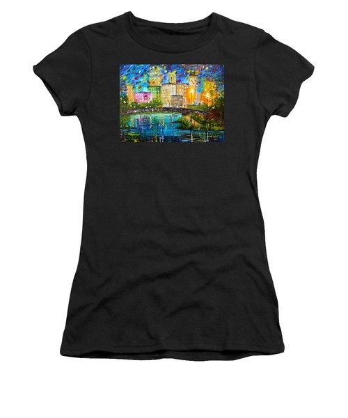 Beyond The Bridge Women's T-Shirt
