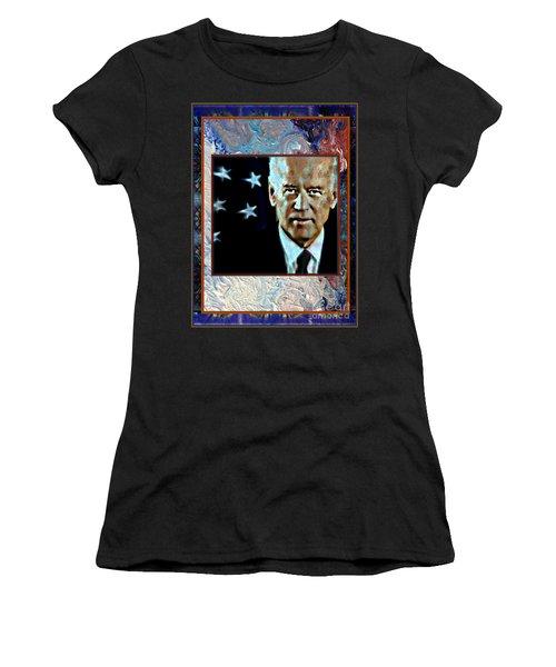 Biden Women's T-Shirt (Athletic Fit)