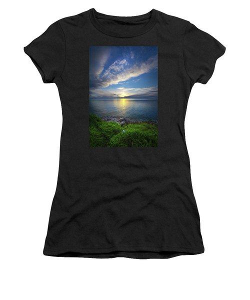Biding Time Women's T-Shirt