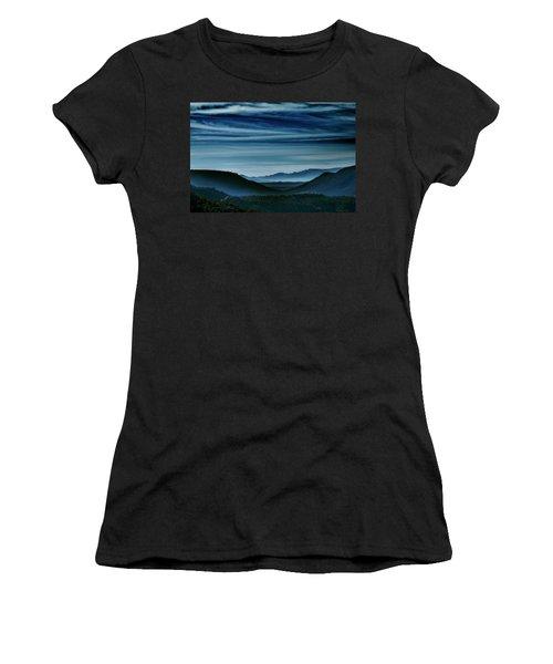 Big Bend At Dusk Women's T-Shirt