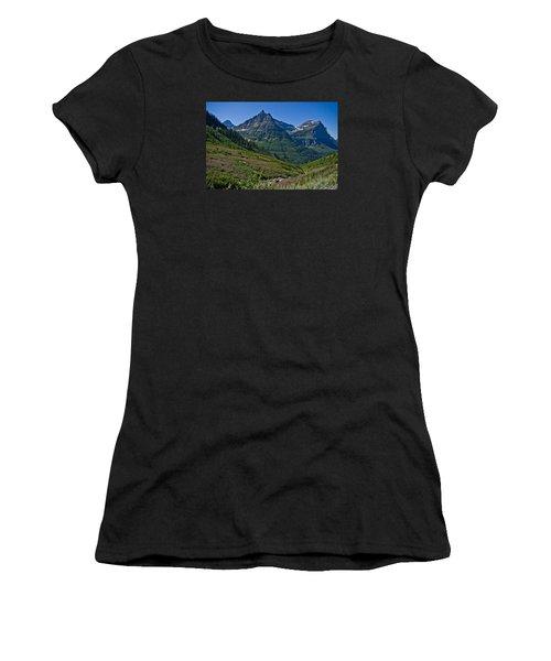 Big Bend, Glacier National Park Women's T-Shirt