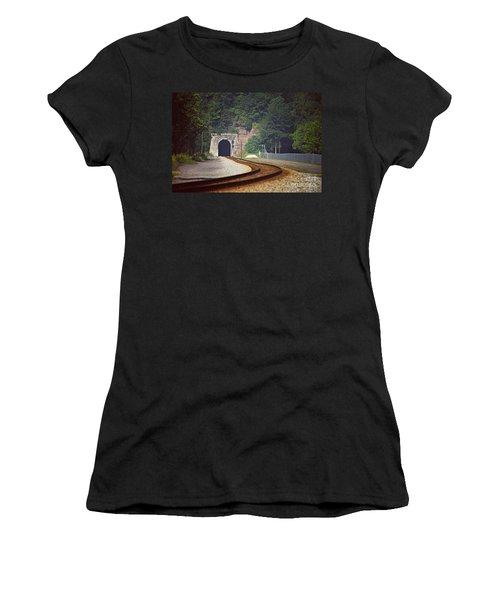 Big Bend Tunnel  Women's T-Shirt