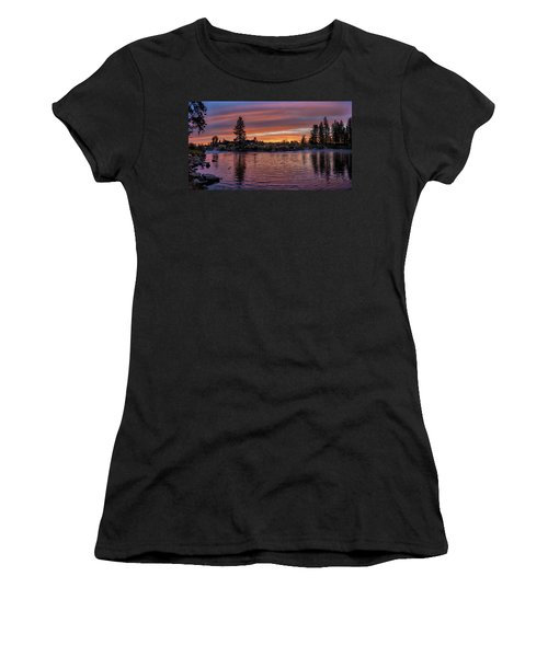 Big Eddy Sunrise Women's T-Shirt