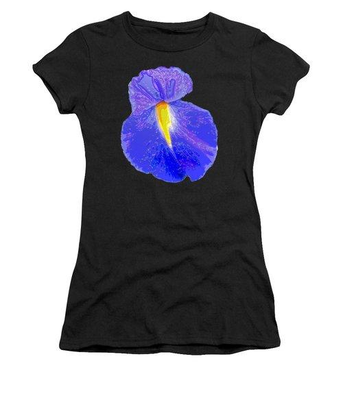 Big Mouth Iris Women's T-Shirt