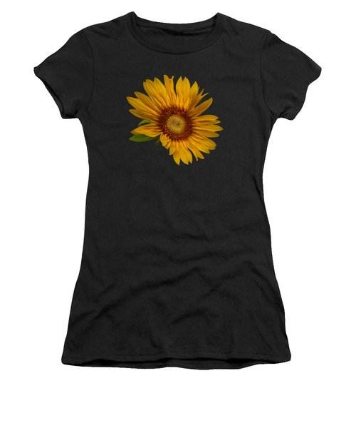 Big Sunflower Women's T-Shirt