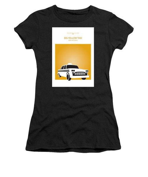 Big Yellow Taxi -- Joni Michel Women's T-Shirt
