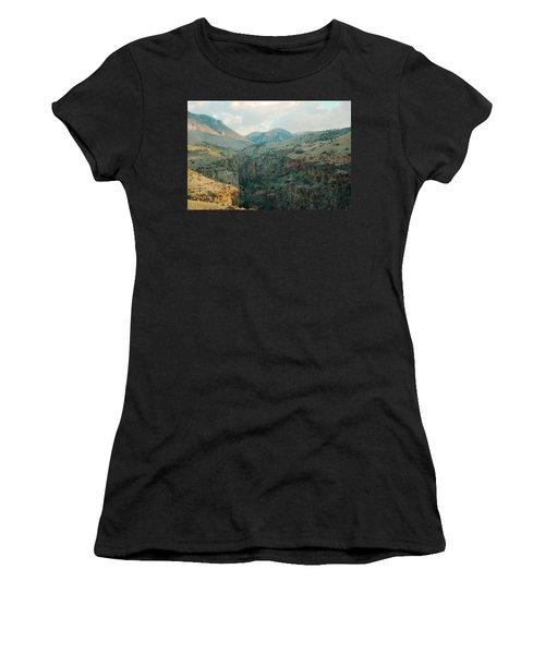 Bighorn National Forest Women's T-Shirt