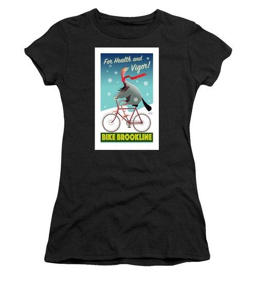 Bike Brookline Women's T-Shirt