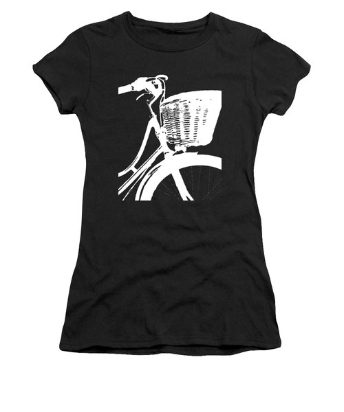 Bike Graphic Tee Women's T-Shirt (Athletic Fit)