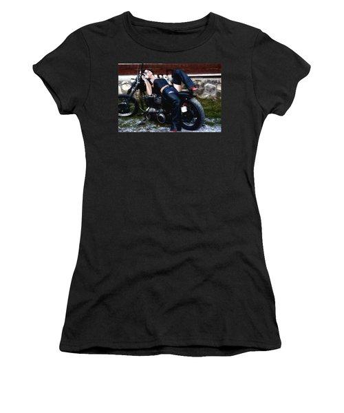 Bikes And Babes Women's T-Shirt