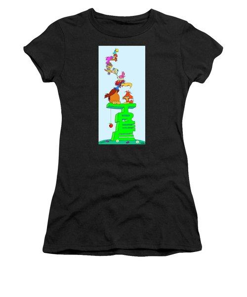 Billsville Women's T-Shirt (Athletic Fit)