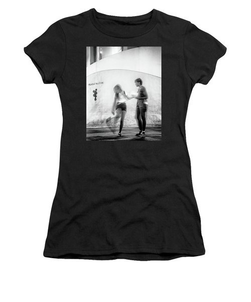 Billy Jean Women's T-Shirt (Athletic Fit)
