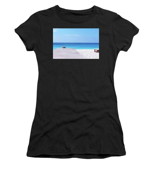 Bimini Beach Club Women's T-Shirt