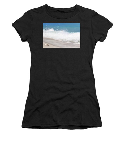 Bimini Wave Sequence 4 Women's T-Shirt (Athletic Fit)