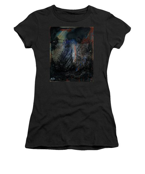 Biospheres Ipo - The World As Will And Representation - Arthur Schopenhauer - Ecological Footprint  Women's T-Shirt