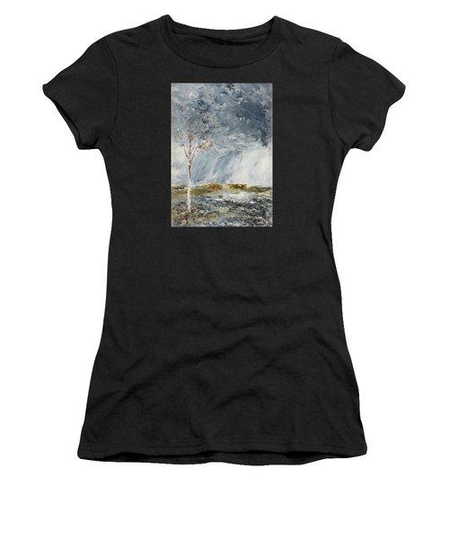 Birch I Women's T-Shirt (Athletic Fit)