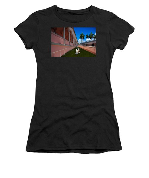 Bird In Flight Women's T-Shirt
