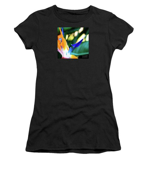 Bird Of Paradise Flower Women's T-Shirt