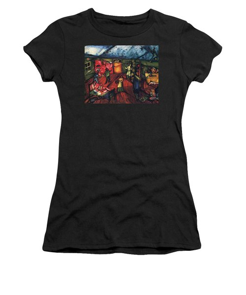 Birth Women's T-Shirt (Athletic Fit)