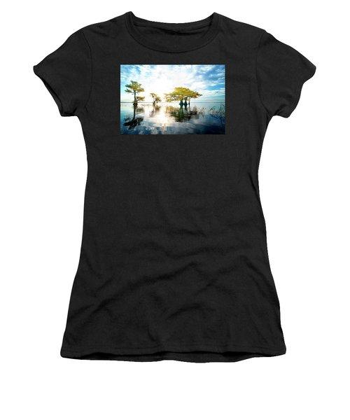 Birth Of Morning Women's T-Shirt