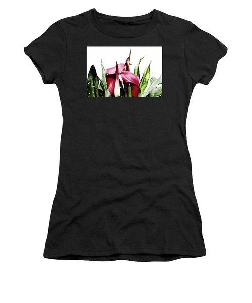 Birthday Calla Women's T-Shirt (Athletic Fit)