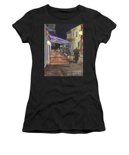 Bistro Sous Le Fort Women's T-Shirt