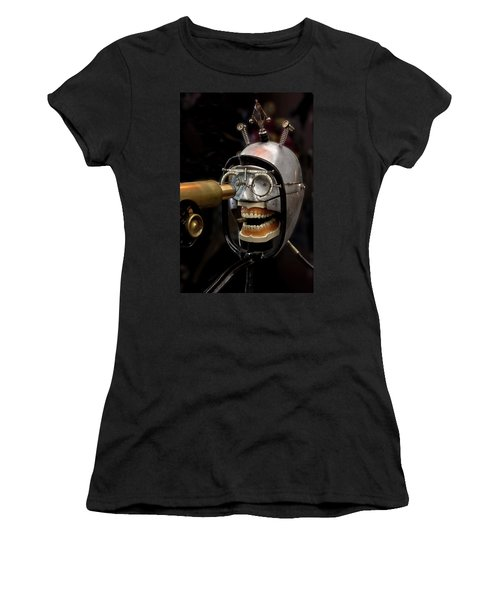 Bite The Bullet - Steampunk Women's T-Shirt