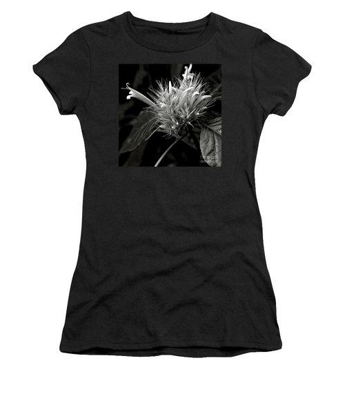 Bizarre Flower Charm Women's T-Shirt (Athletic Fit)
