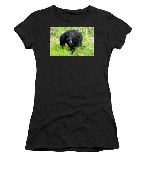 Black Bear Women's T-Shirt