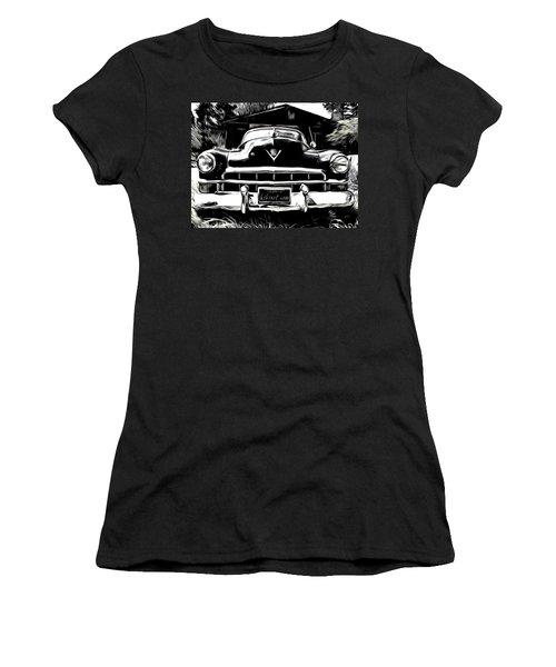 Black Cadillac Women's T-Shirt