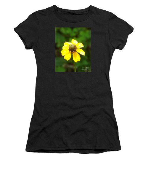 Black-eyed Beauty Women's T-Shirt (Athletic Fit)