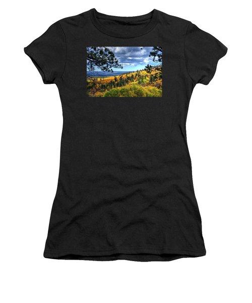 Black Hills Autumn Women's T-Shirt