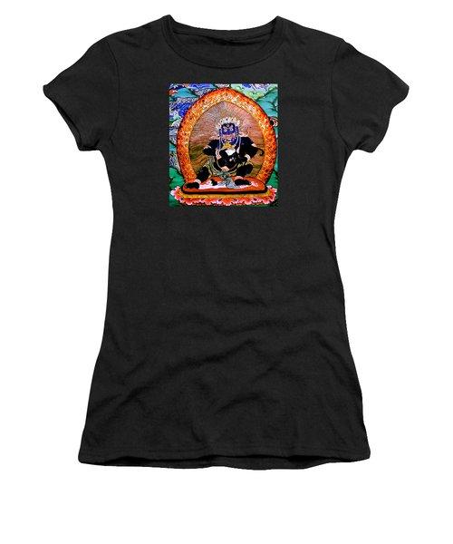 Black Jambhala  5 Women's T-Shirt (Athletic Fit)