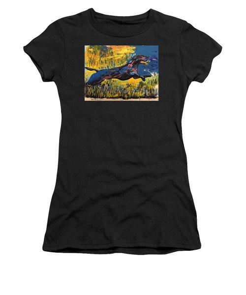 Black Lab Women's T-Shirt