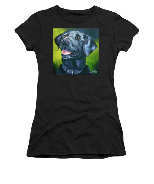 Black Lab Forever Women's T-Shirt