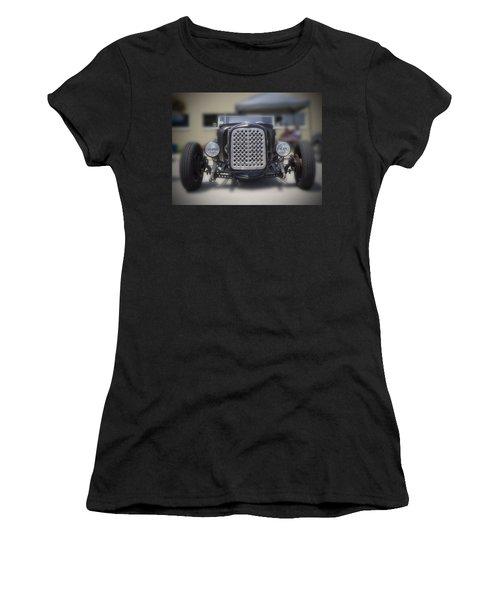 Black T-bucket Women's T-Shirt