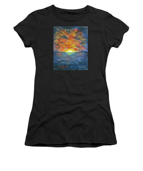 Blazing Glory Women's T-Shirt