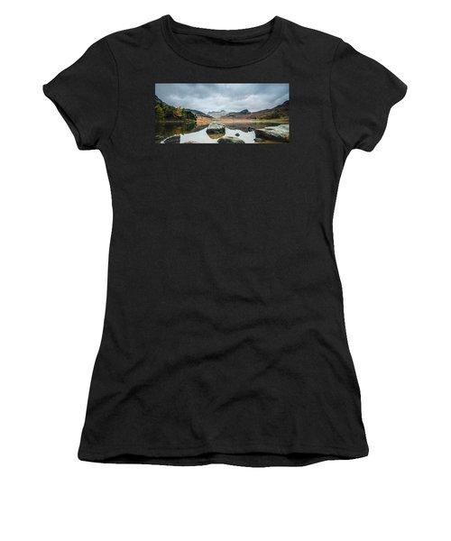 Blea Tarn In Cumbria Women's T-Shirt