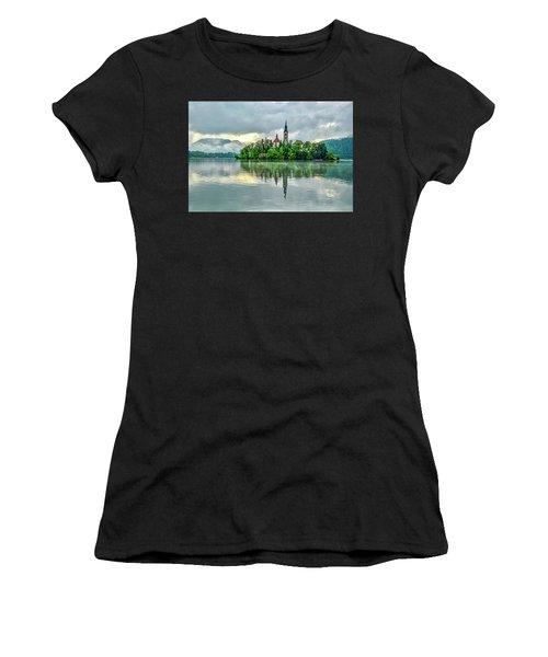 Bled At Sunrise Women's T-Shirt